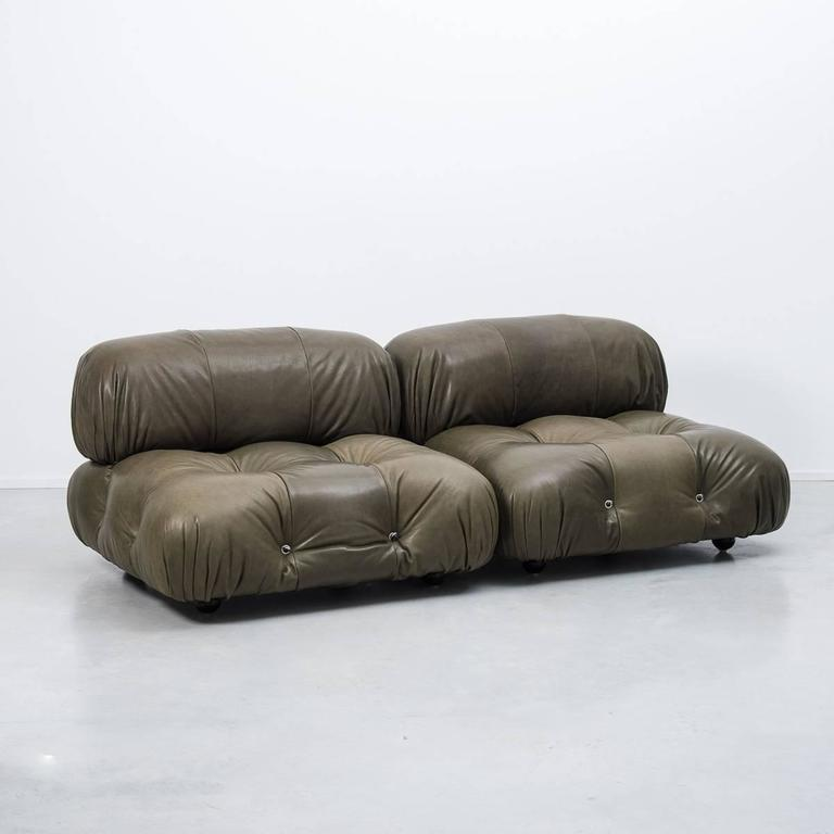 This Modular Sofa Was Designed By Mario Bellini In 1971 And Manufactured First C B