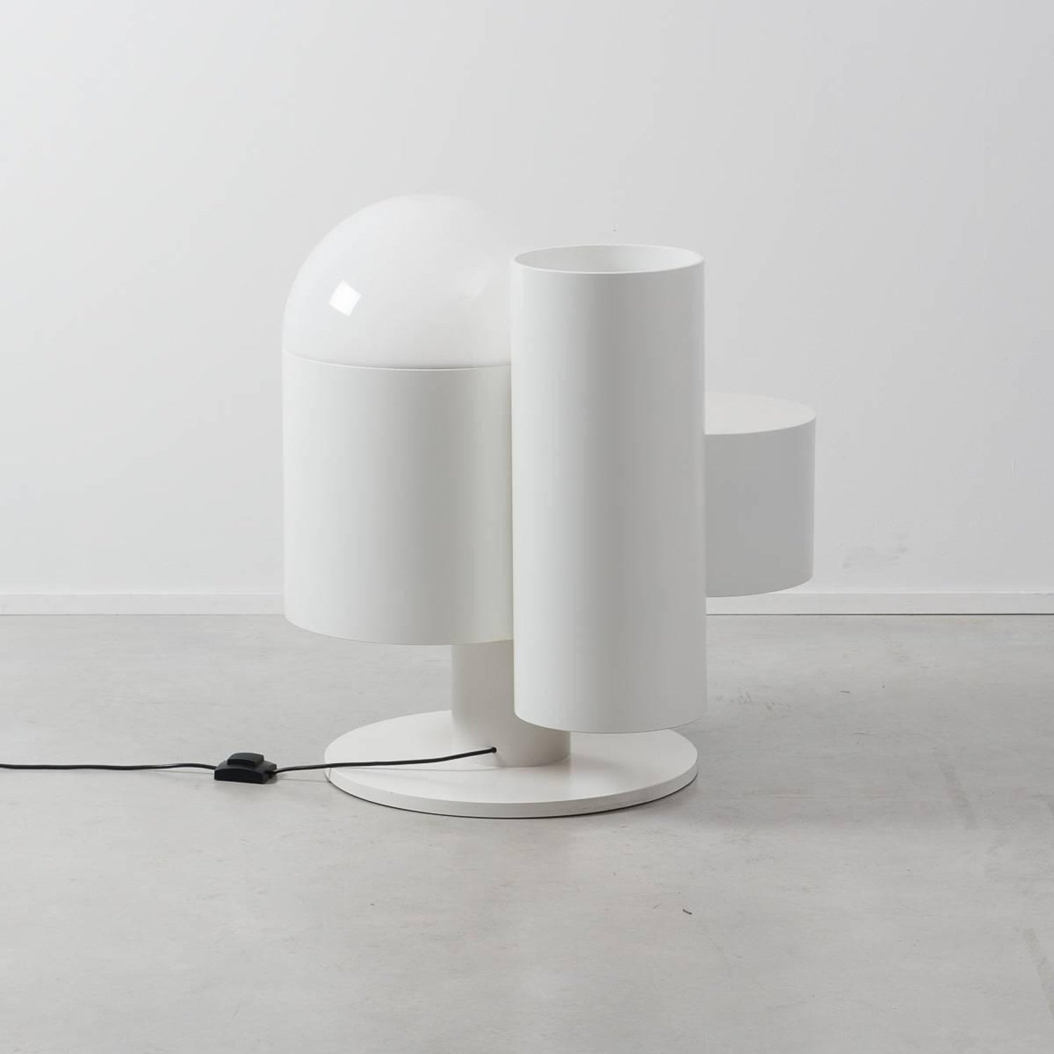 Close Encounter Lamp And Plant Stand, Kerst Koopman, Netherlands, 1988