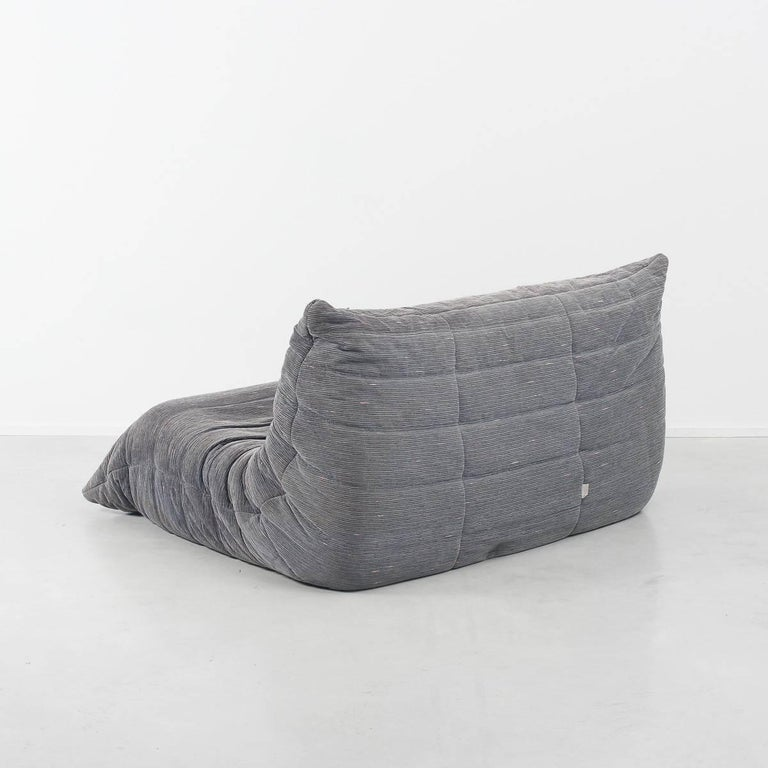 michel ducaroy for ligne roset togo two seat sofa for sale at 1stdibs. Black Bedroom Furniture Sets. Home Design Ideas