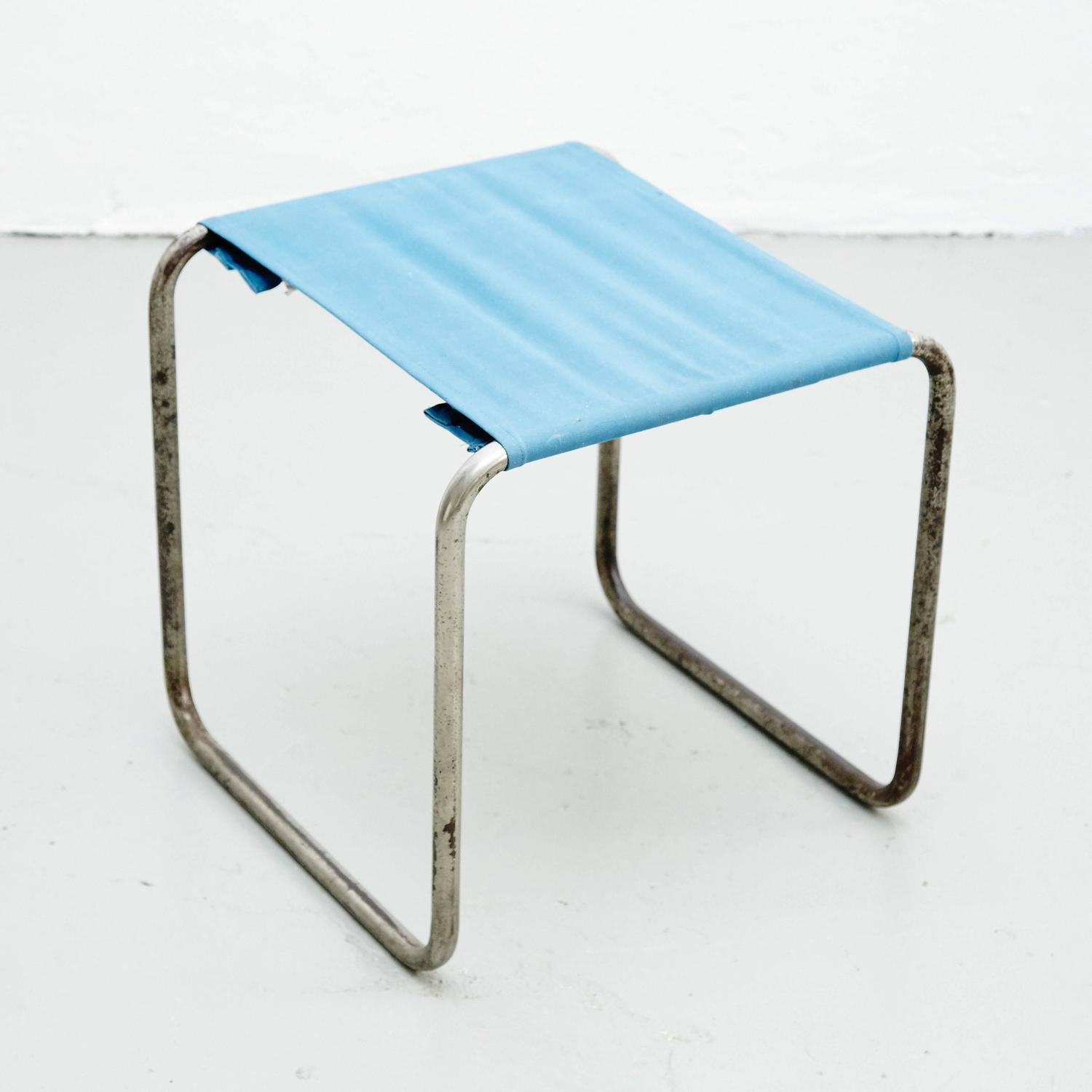 marcel breuer b9t stool for thonet circa 1930 for sale at 1stdibs. Black Bedroom Furniture Sets. Home Design Ideas