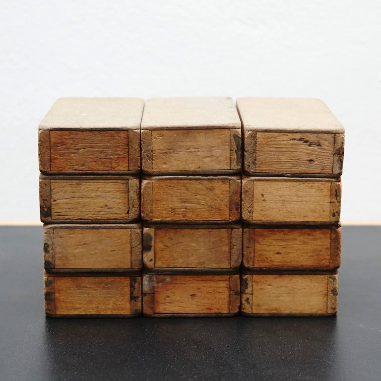Ko Verzuu Set Of Blocks For Ado Circa 1920 At 1stdibs