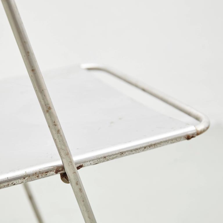 Set Of Three Folding Chairs By Rafael Carreras