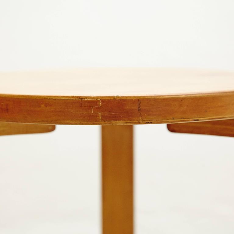Alvar Aalto Stool For Artek Circa 1950 For Sale At 1stdibs
