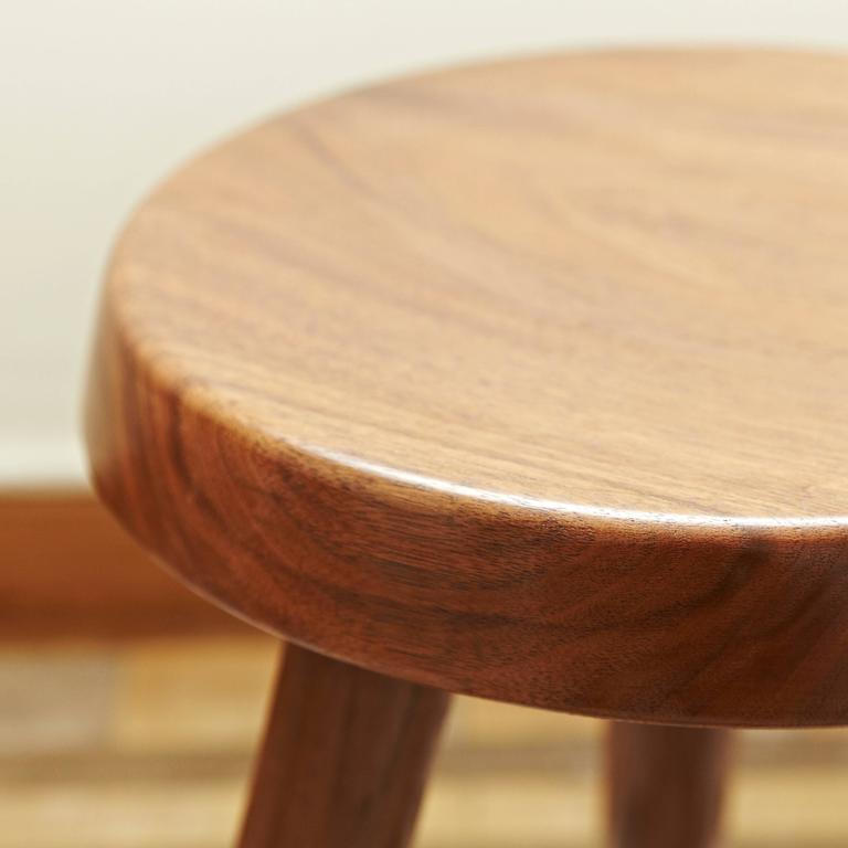 French Stool after Charlotte Perriand For Sale