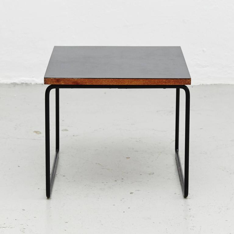 Pierre Guariche Side Table For Steiner, Circa 1950 2