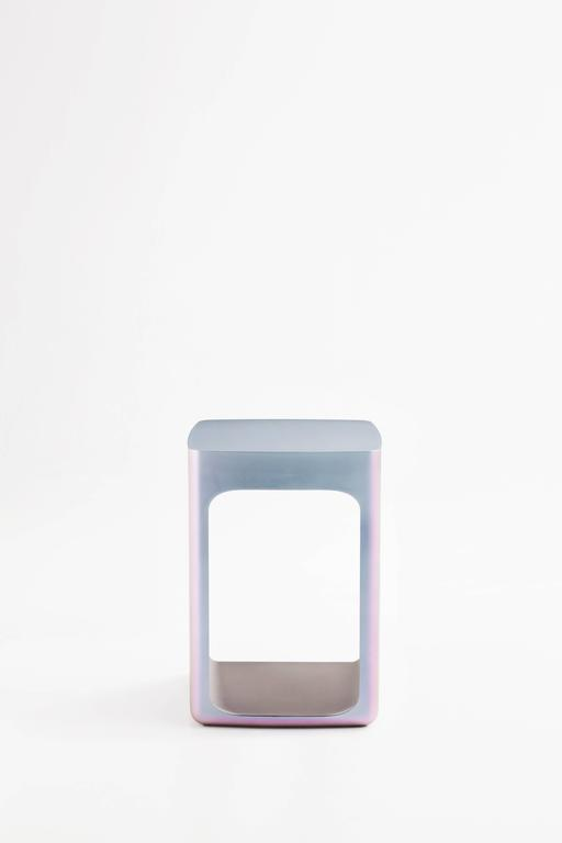 Adolfo Abejon 'Orion' Side Table manufactured in Barcelona