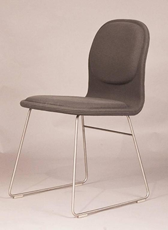Set of 12 hi pad chairs by jasper morrison 1999 for sale for Plywood chair morrison