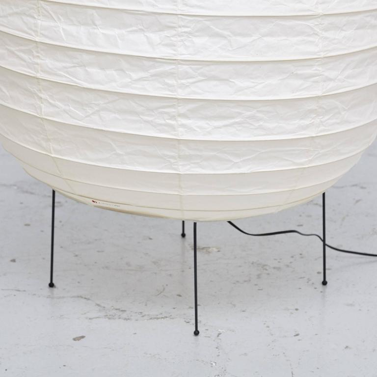 Japanese Isamu Noguchi 23N Lamp For Sale