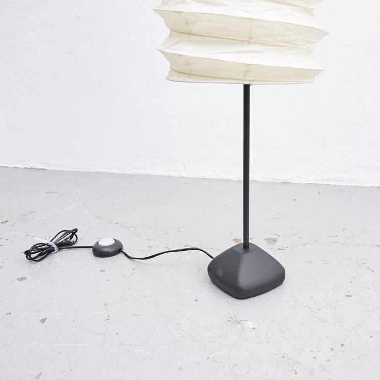 Japanese Isamu Noguchi 31N Floor Lamp For Sale