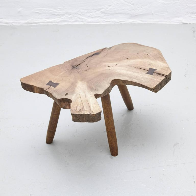 Stool in the Style of Nakashima 2