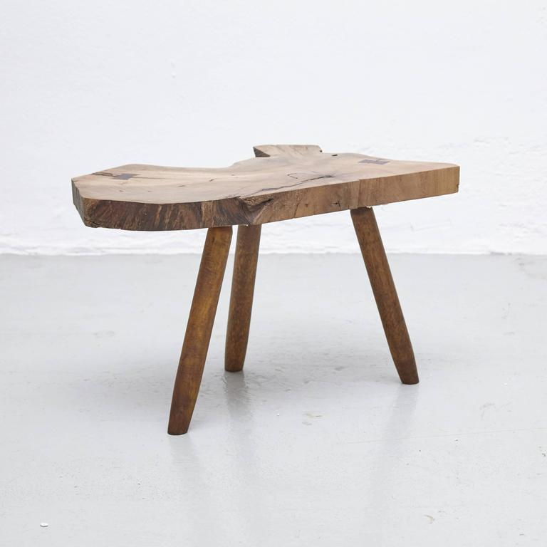 Stool in the Style of Nakashima 3