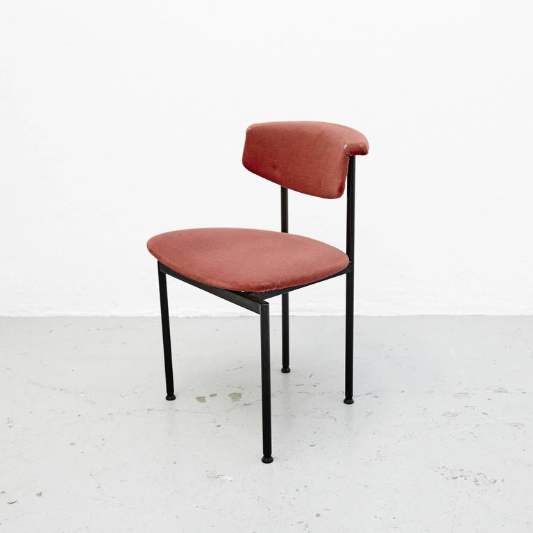 Set Of Four Rudolf Wolf Dining Chairs Circa 1960 At 1stdibs