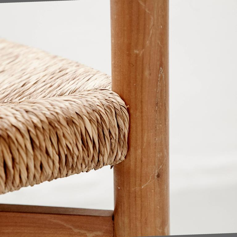 Charlotte Perriand Chair for Meribel, circa 1950 1