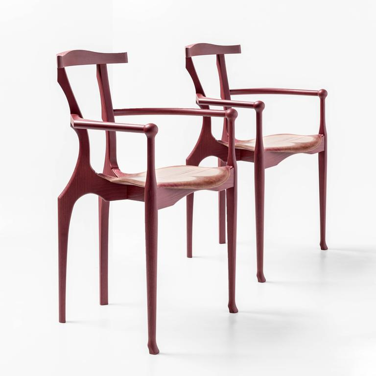 Oscar Tusquets Gaulino Armchair In Good Condition For Sale In Barcelona, Barcelona