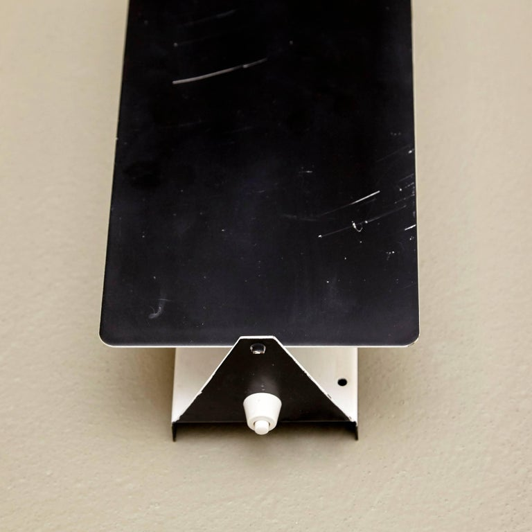French Pair of CP-1 Wall Lights by Charlotte Perriand For Sale