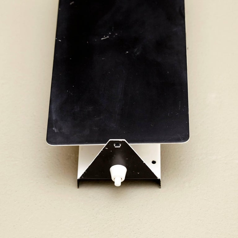 Metal Pair of CP-1 Wall Lights by Charlotte Perriand For Sale