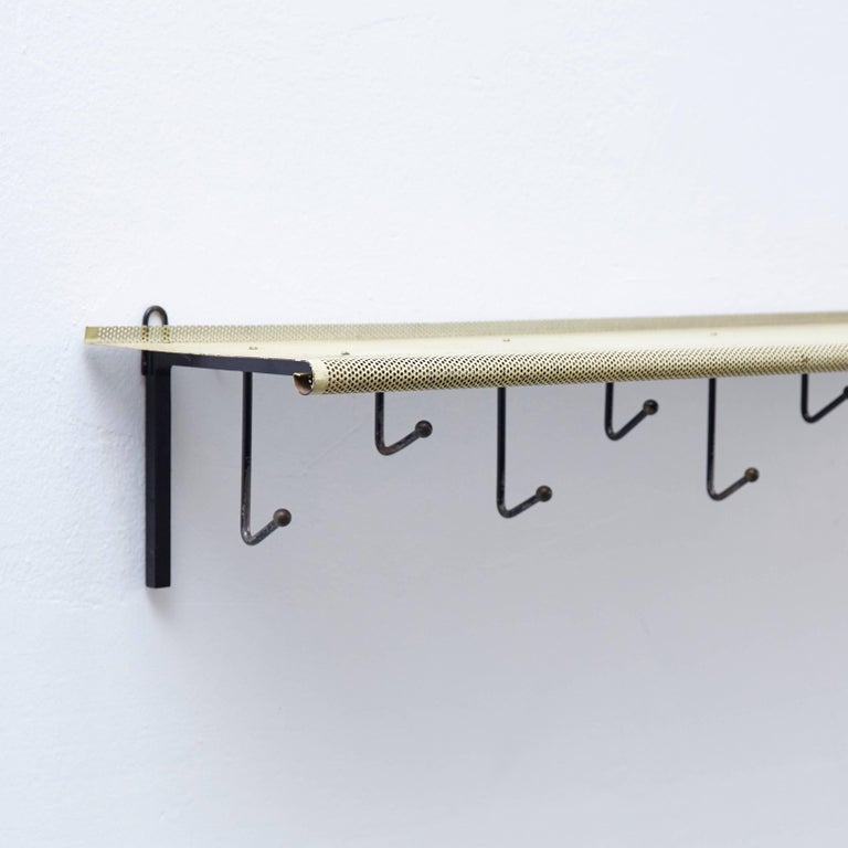 Mathieu Mategot Coat Rack for Artimeta Soest, circa 1940 4