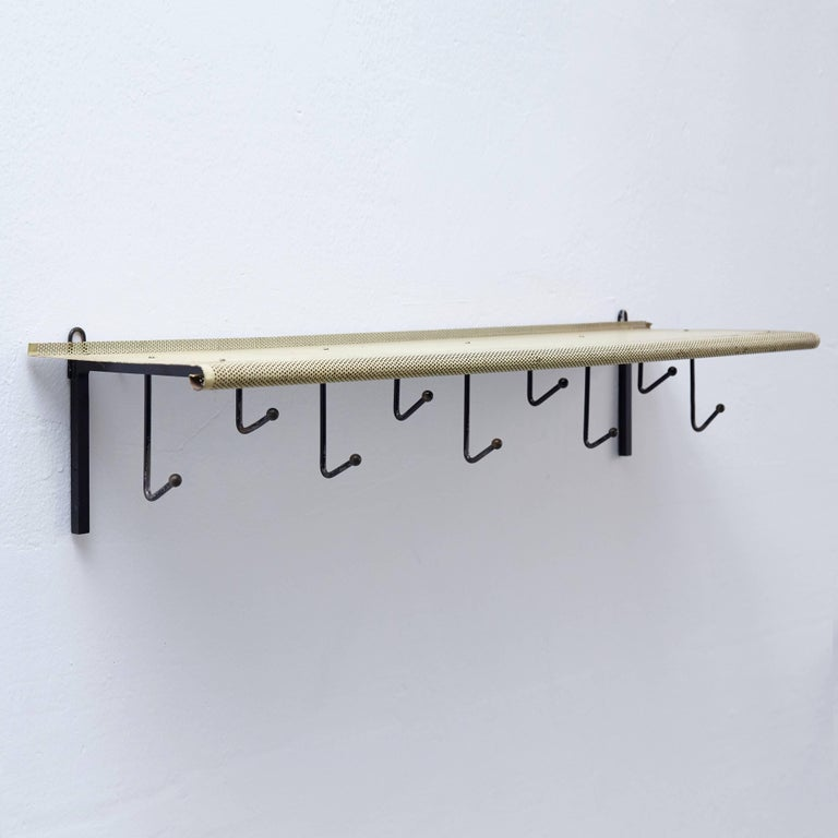 Mathieu Mategot Coat Rack for Artimeta Soest, circa 1940 3