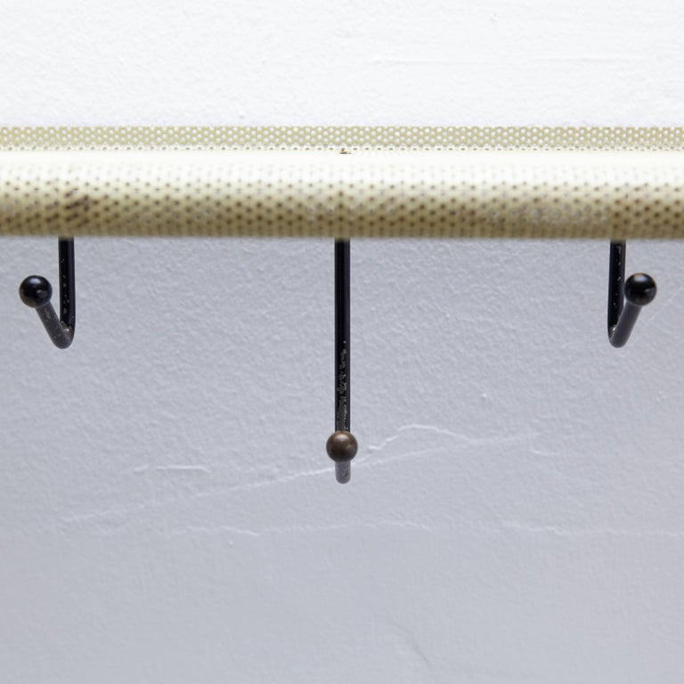 Mathieu Mategot Coat Rack for Artimeta Soest, circa 1940 9