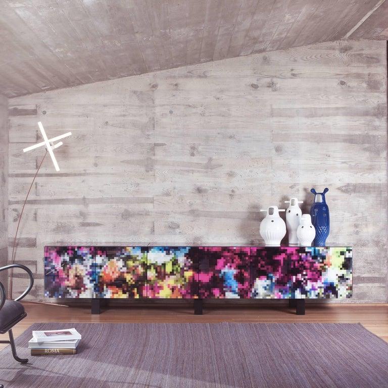 Laminated Dreams Cabinet 3M by Cristian Zuzunaga For Sale