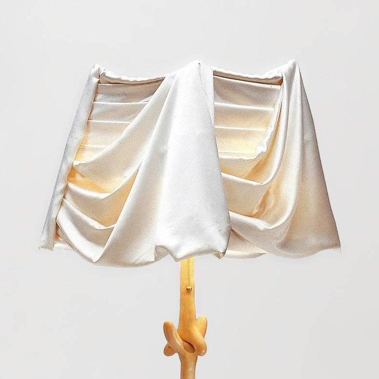 Spanish Salvador Dali Muletas Lamp Sculpture For Sale