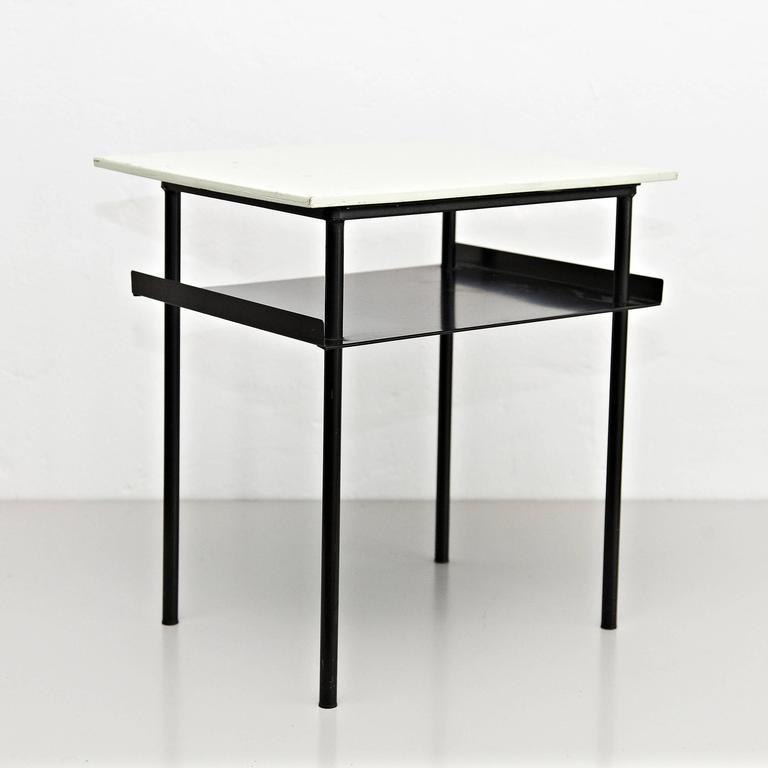 Mid-Century Modern  Wim Rietveld Coffee Table, circa 1950 For Sale