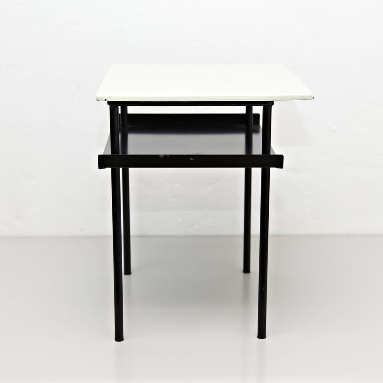 Wim Rietveld Coffee Table, circa 1950 In Good Condition For Sale In Barcelona, ES