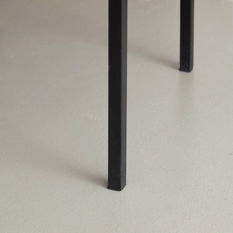 Pair of Florence Knoll T-Angle Side Tables, circa 1950 7