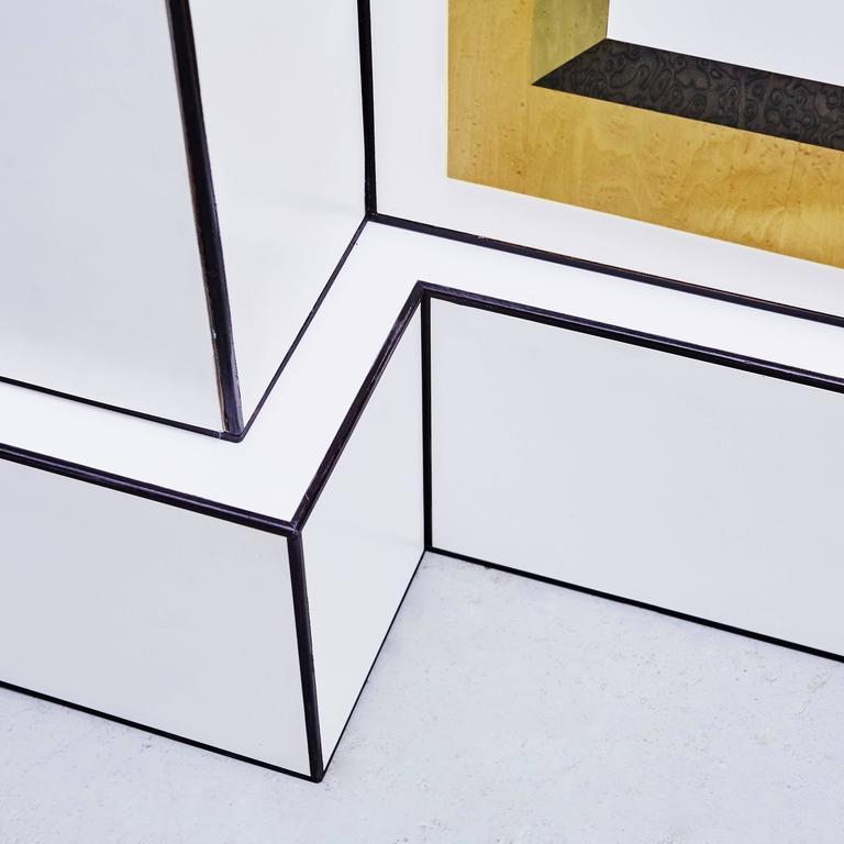 Plastic Ettore Sottsass Piccoli Libri Cabinet, 1992 For Sale