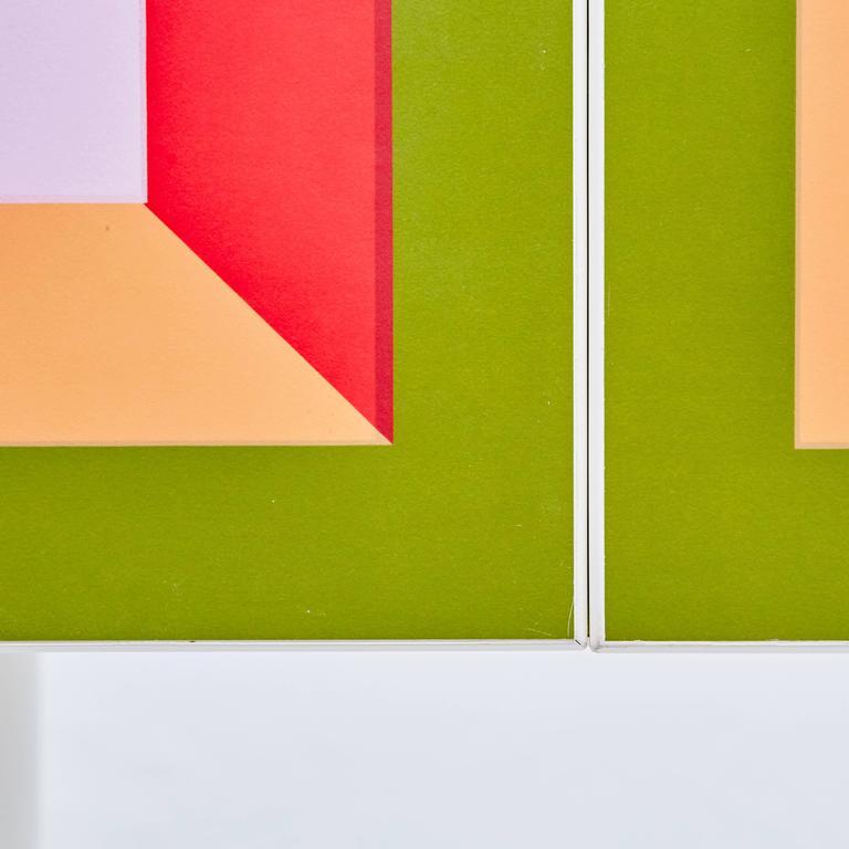 Ettore Sottsass Piccoli Libri Cabinet, 1992 In Good Condition For Sale In Barcelona, Barcelona