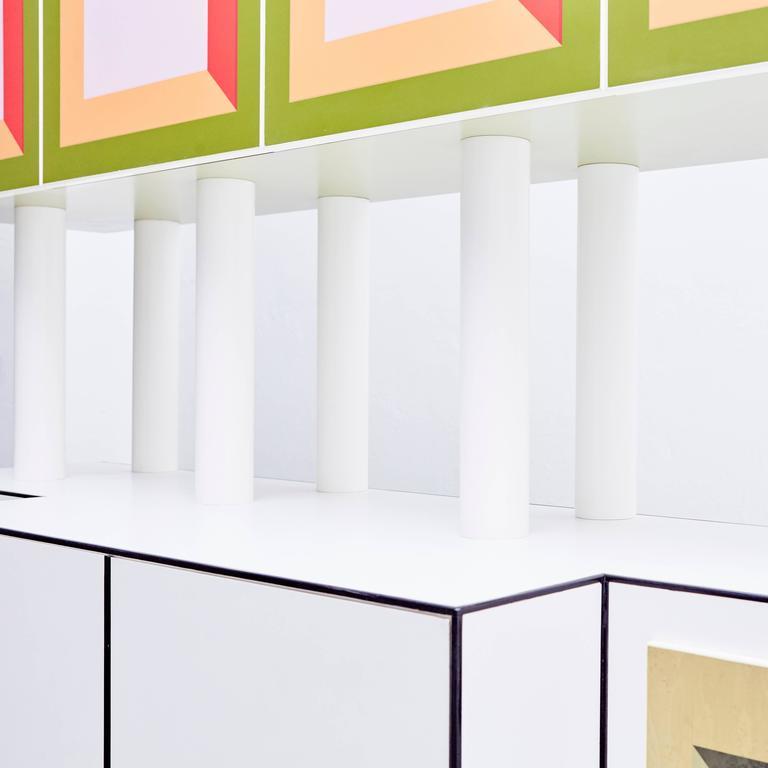 Italian Ettore Sottsass Piccoli Libri Cabinet, 1992 For Sale