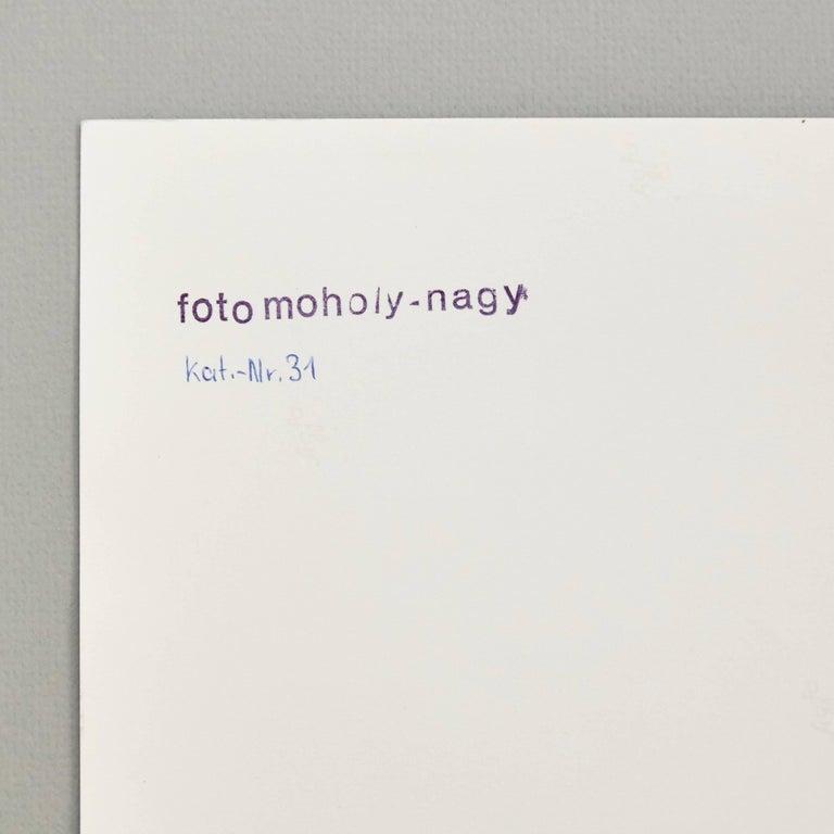 Late 20th Century Moholy-Nagy Photography