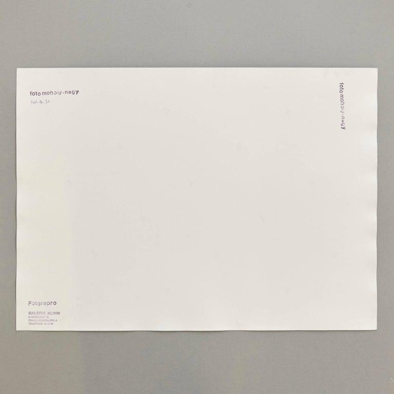 German Moholy-Nagy Photography