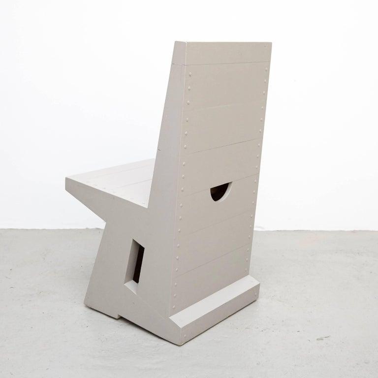 Dom Hans Van Der Laan Pair Of Easy Chairs For Sale At 1stdibs