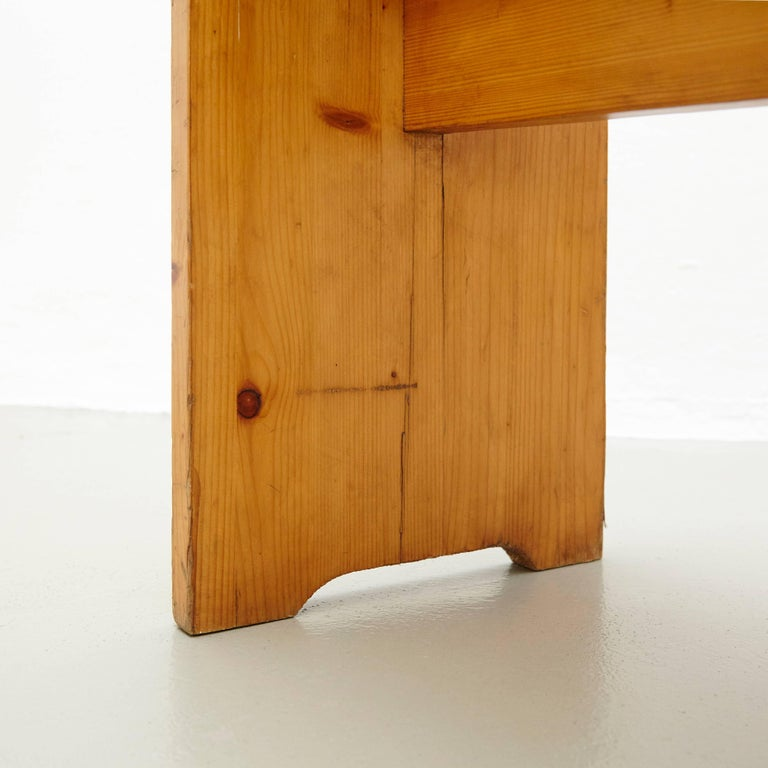Charlotte Perriand Stool for Les Arcs 8