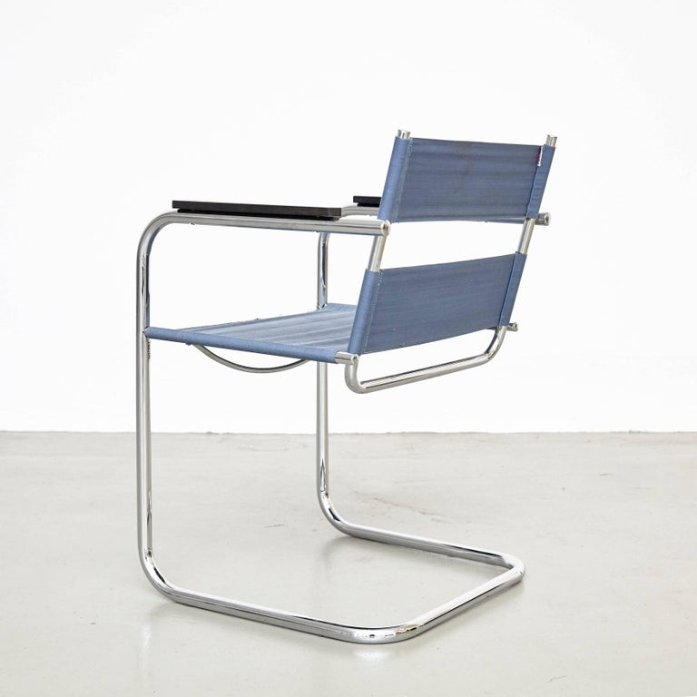 Mid-Century Modern Tecta Bauhaus Chair D 33 For Sale