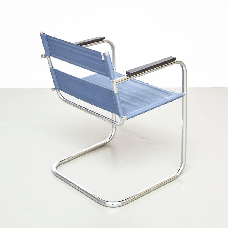 German Tecta Bauhaus Chair D 33 For Sale