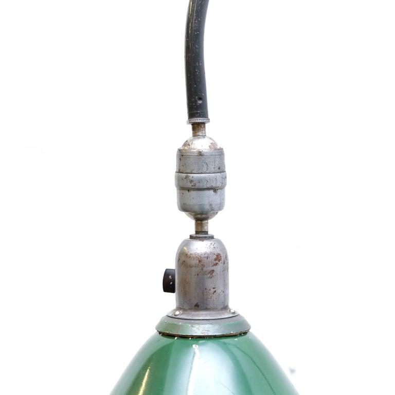 Swedish Johan Petter Johansson Triplex Wall Lamp, circa 1930 For Sale