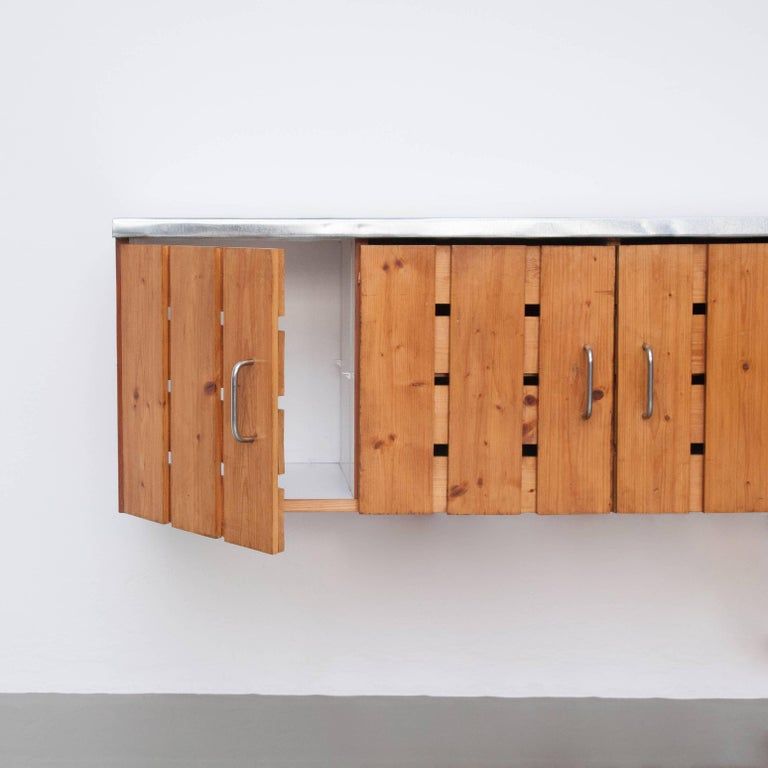 Charlotte Perriand Sideboard for Les Arcs, circa 1960 For Sale 2
