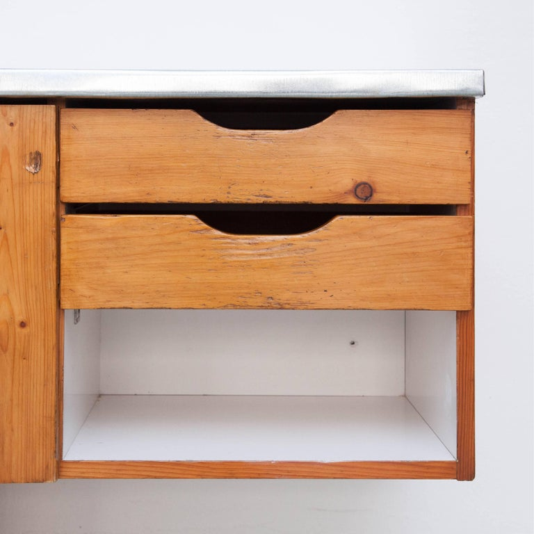 Charlotte Perriand Sideboard for Les Arcs, circa 1960 For Sale 3