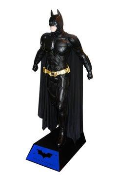 Batman Life-Size Statue the Dark Knight Replica Made of Fiberglass Made in 2015