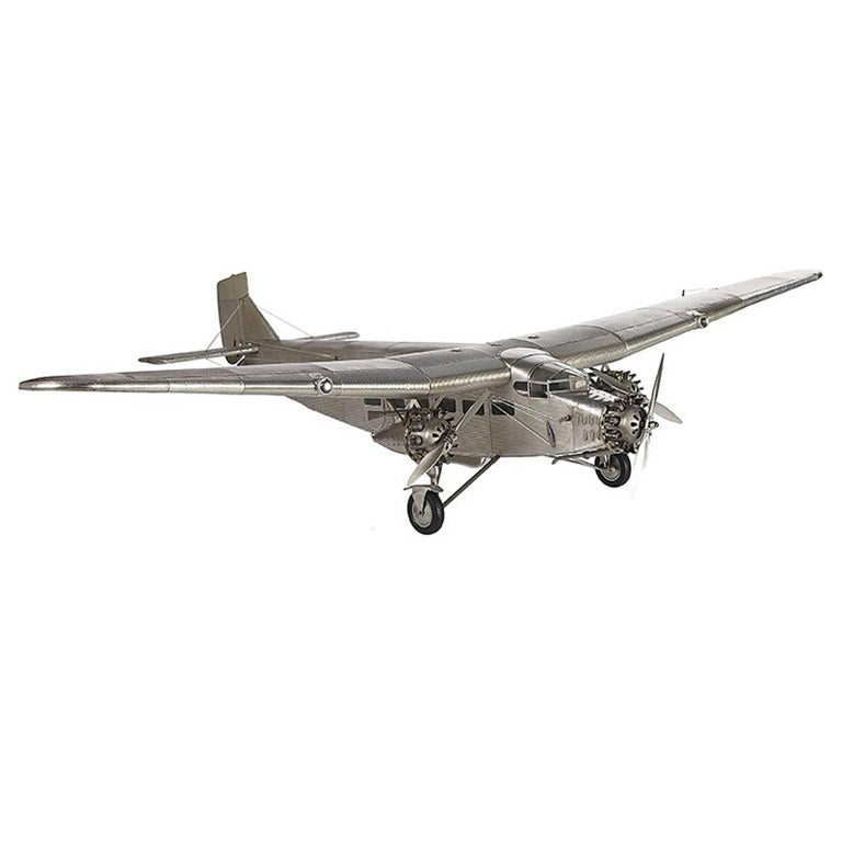 Ford Aircraft Model Trimotor in Aluminium For Sale