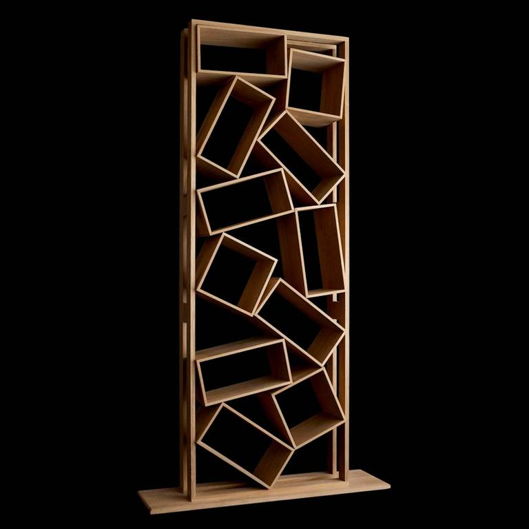 Mix Shelve 100% Solid French Oak 3