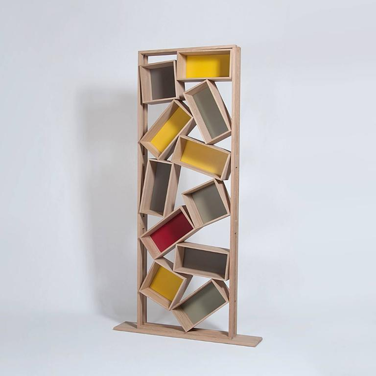 Mix Shelve 100% Solid French Oak 6