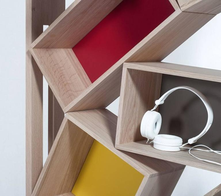 Mix Shelve 100% Solid French Oak 9