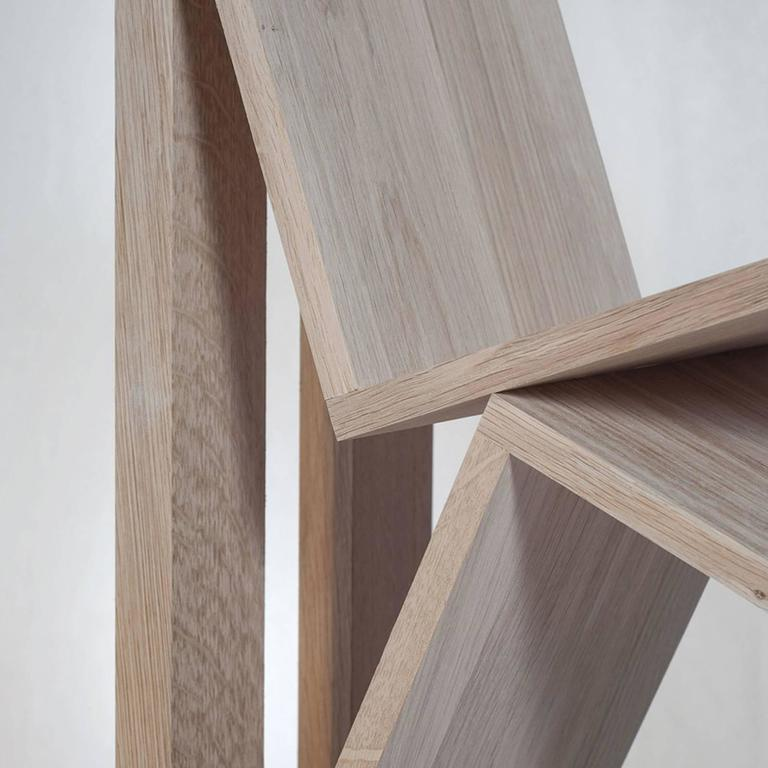 Mix Shelve 100% Solid French Oak 5