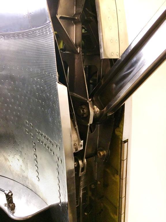 Aviator Reverse Bar Douglas Dc9 & Mercury 100 Exceptional Piece 9