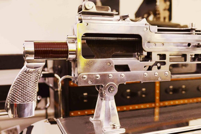 Browning Caliber 30 Engineering Demonstration Machine Gun