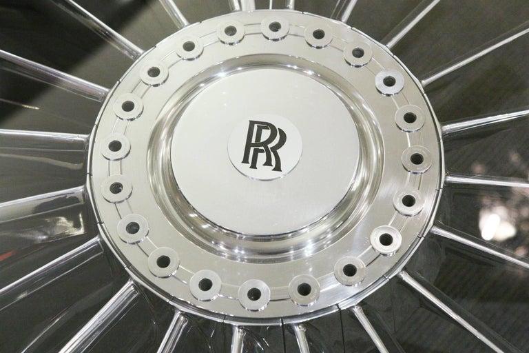 Spey Coffee Table Low-Bypass Turbine Turbofan Engine Rolls-Royce For Sale 3