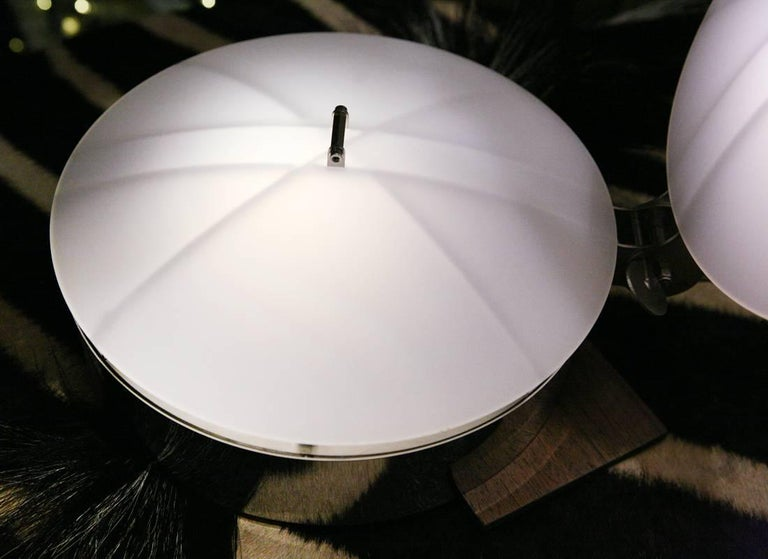 Contemporary Akram Legrand T33 Table Lamp Exceptional Piece For Sale